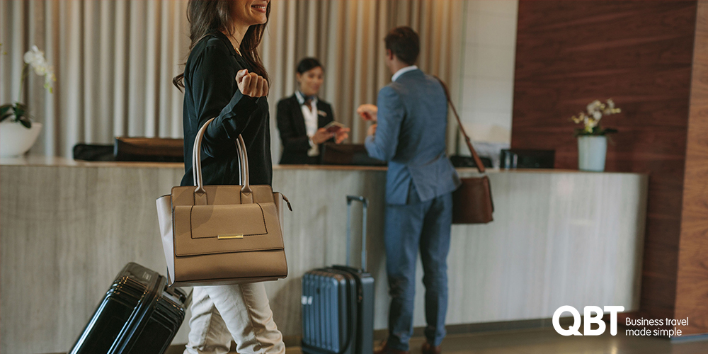 QBT makes business travel simple so you can focus on business